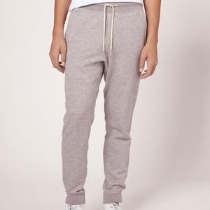 Rag & Bone Standard Issue Heather Gray Sweatpants